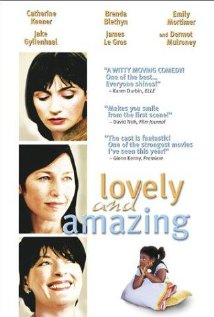 Lovely & Amazing (2001) cover