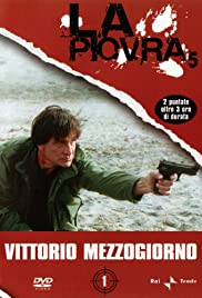 La piovra 5 - Il cuore del problema (1990) cover