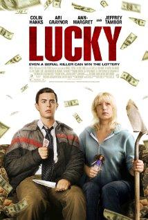 Lucky (2011) cover