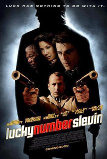 Lucky Number Slevin (2006) cover