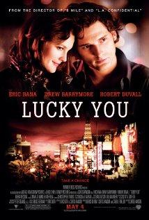 Lucky You (2007) cover