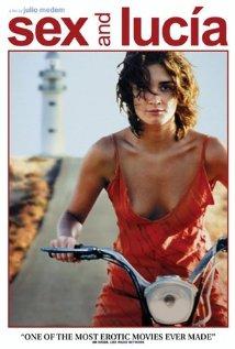 Lucía y el sexo (2001) cover