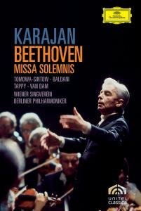 Ludwig van Beethoven: Missa solemnis op. 123 1979 poster