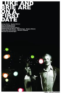 Luke and Brie Are on a First Date (2008) cover
