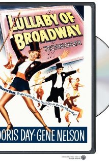 Lullaby of Broadway 1951 poster