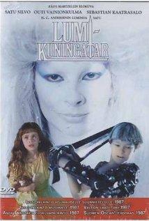 Lumikuningatar (1986) cover