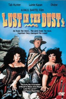 Lust in the Dust (1985) cover