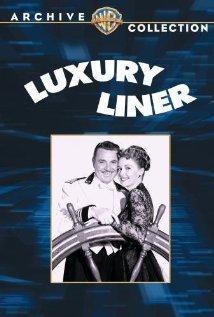 Luxury Liner 1948 poster