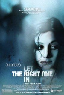 Låt den rätte komma in (2008) cover