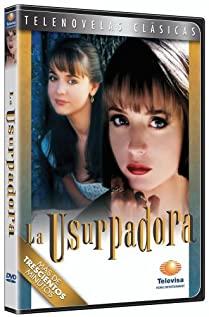 La usurpadora (1998) cover