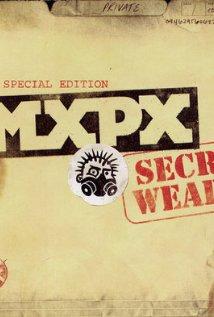 MXPX: How to Build a Secret Weapon (2007) cover