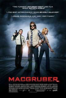 MacGruber 2010 poster