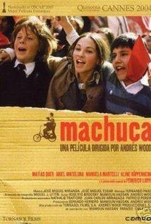 Machuca (2004) cover