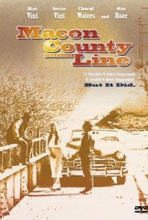 Macon County Line 1974 poster