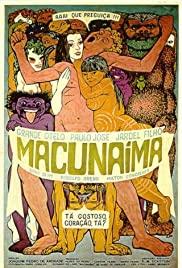 Macunaíma 1969 poster