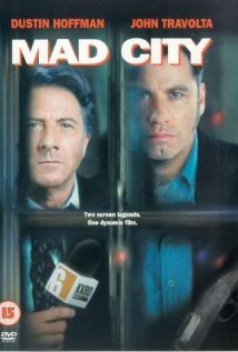 Mad City (1997) cover