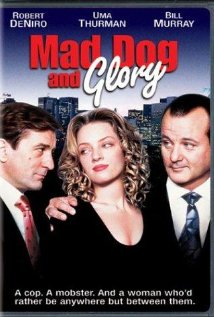 Mad Dog and Glory (1993) cover