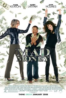 Mad Money (2008) cover