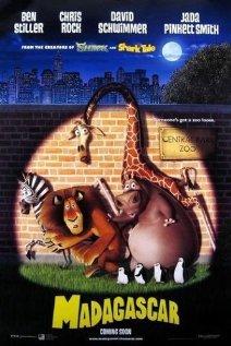 Madagascar (2005) cover