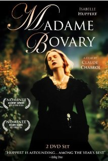 Madame Bovary (1991) cover
