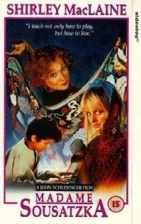 Madame Sousatzka (1988) cover