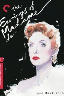 Madame de... (1953) cover