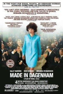 Made in Dagenham (2010) cover