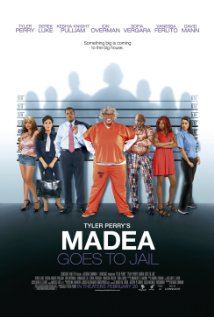 Madea Goes to Jail (2009) cover