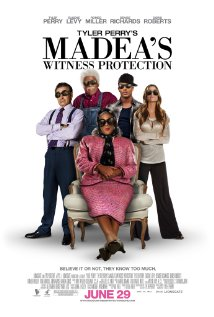 Madea's Witness Protection 2012 poster