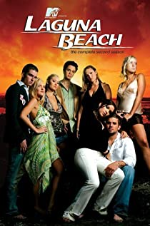 Laguna Beach: The Real Orange County 2004 poster