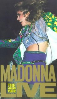 Madonna Live: The Virgin Tour (1985) cover