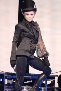 Madonna: The Confessions Tour Live from London (2006) cover