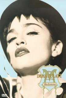 Madonna: The Immaculate Collection (1990) cover