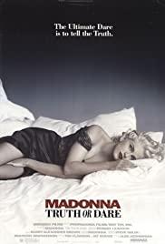Madonna: Truth or Dare (1991) cover