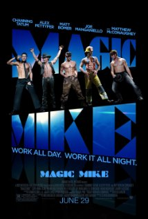 Magic Mike (2012) cover