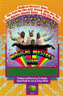 Magical Mystery Tour (1967) cover