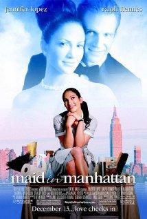 Maid in Manhattan (2002) cover