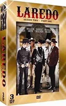 Laredo (1965) cover