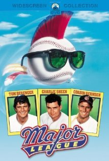 Major League (1989) cover