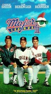 Major League II 1994 poster