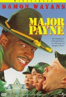 Major Payne (1995) cover