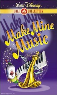 Make Mine Music 1946 poster