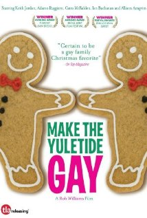 Make the Yuletide Gay (2009) cover