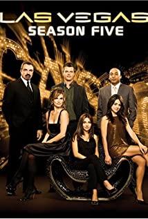 Las Vegas (2003) cover