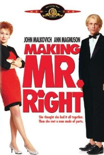 Making Mr. Right (1987) cover