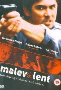Malevolent (2002) cover