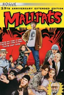 Mallrats (1995) cover