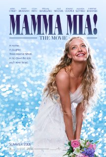 Mamma Mia! (2008) cover