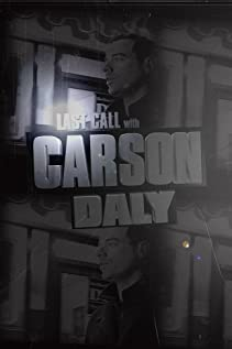 Last Call with Carson Daly (2002) cover