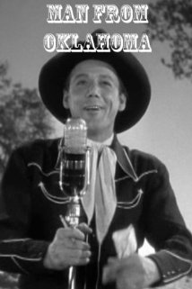 Man from Oklahoma (1945) cover